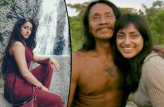 Belgesel için gittiği kabilede birden evlendirildi