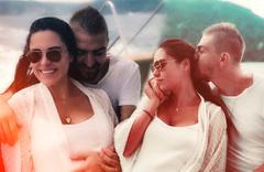 Caner Erkin'den mutluluk paylaşımı: Herkes hayalini yaşasın