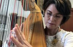 """Arp sanatçısı Şirin Pancaroğlu """"Müzik mirasımız çok doğurgan ve bereketli"""""""