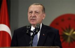 Erdoğan: Toplantı merkezlerini vurduk