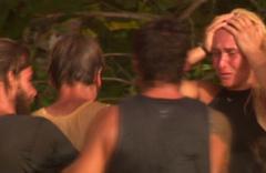 Survivor'da Adem nefessiz kaldı, herkesi korkuttu!