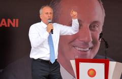 Muharrem İnce'den Erdoğan'a 'reyting' yanıtı!