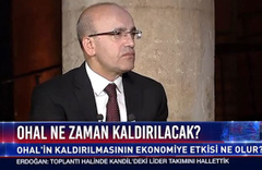 Mehmet Şimşek'ten flaş OHAL açıklaması: Sebep kalmadı