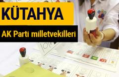 AK Parti Kütahya Milletvekilleri 2018 - 27. dönem AKP isim listesi