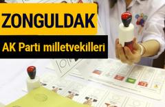 AK Parti Zonguldak Milletvekilleri 2018 - 27. dönem AKP isim listesi