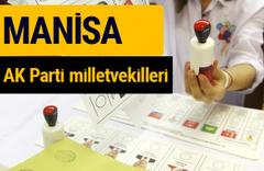 AK Parti Manisa Milletvekilleri 2018 - 27. dönem AKP isim listesi