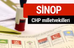 CHP Sinop Milletvekilleri 2018 - 27. dönem Sinop listesi