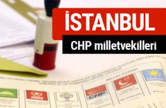 CHP İstanbul Milletvekilleri 2018 - 27. dönem İstanbul listesi