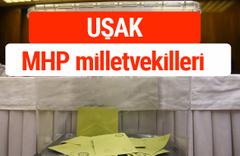 MHP Uşak Milletvekilleri 2018 -27. Dönem listesi