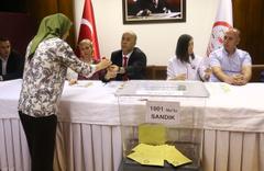 Seçim Sonuçları 2018 - Partilerin oy oranları ve milletvekili sayıları