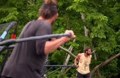 Survivor 23 Haziran 2018 dokunulmazlık oyununda nefesler tutuldu!