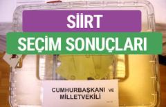 HDP Siirt Milletvekilleri listesi 2018 Siirt Sonucu