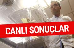 Son durum : Türkiye genel seçimi sonuçları 2018