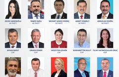 Milletvekilleri listesi 27 dönem AKP, CHP, MHP, İYİ Parti, HDP tam isim listesi