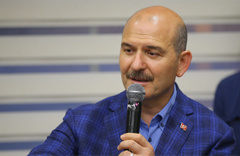 Süleyman Soylu: PKK'ya barajı aşırtan CHP'dir