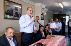Numan Kurtulmuş: Türkiye'de kiriz mıriz yok