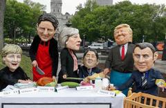 G7 liderler zirvesi öncesi sokaklar ateşlendi! Neler oluyor?