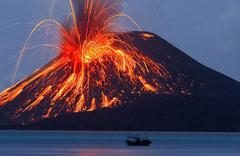 Dünyanın en tehlikeli volkanları