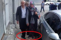 Erdoğan bu kareyi görünce Beştepe'ye davet etti