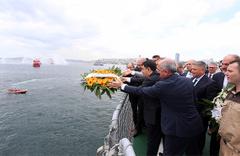 İBB Başkanı Mevlüt Uysal: 'Kanal İstanbul projesi çok önemli'