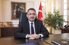 Fuat Oktay Cumhurbaşkanı Yardımcısı oldu memleketi Yozgat sevindi