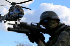 3 ilde terör örgütü PKK'ya ağır darbe
