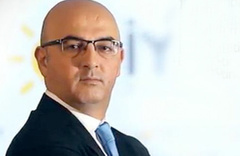 İYİ Parti'de Fatih Eryılmaz istifa etti