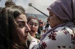 İstanbul'da korkutan yangın! Karadan ve havadan...