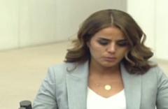 HDP'li Ayşe Acar Başaran milletvekili yeminini 22 saniyede tamamladı!