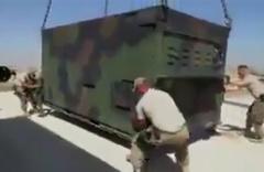 ABD Türkiye sınırına radar sistemi kuruyor şok görüntüler