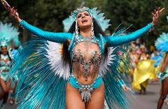 Avrupa'nın en büyük sokak festivali başladı
