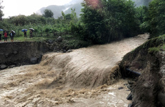 Ordu Perşembe Belediye Başkanı Kemal Bahtiyar 'Toprak yağmur istemiyor'