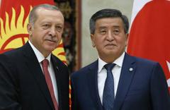 Erdoğan'dan Kırgızistan'a FETÖ uyarısı