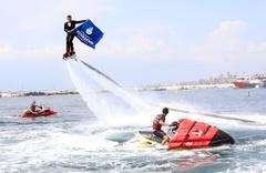İstanbul Su Sporları Festivali binlerce sporcuyu İstanbul'da buluşturdu