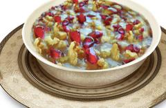 Aşure nasıl yapılır Arda'nın mutfağı aşure tarifi sıralı malzemesi