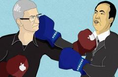 Samsung, Apple'a gönderme yapmakta gecikmedi
