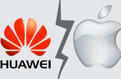 Samsung'dan sonra Huawei'den de Apple'a gönderme!