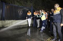 İstanbul Büyükşehir Belediyesinden 'gece temizlik çalışması'