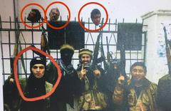 DEAŞ'ın celladı hastanede yakalandı! Kesik kafalarla fotoğraf çekilmiş