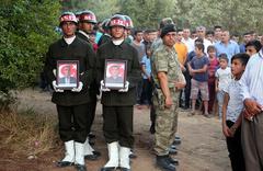 Şırnak'ta mayınlı tuzak: 2 korucusu şehit oldu