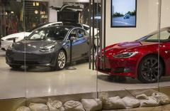 Alman üreticilerden ABD'li Tesla'ya karşı hamle!