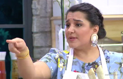 Gelinim Mutfakta Ezgi kimdir Ayşenur'la fena tartıştı