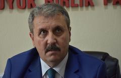 BBP Lideri Destici: 'Türkiye, yeni göç dalgasıyla karşı karşıya'
