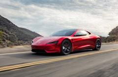 Tesla'nın yeni modelinden kareler!