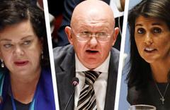 BMGK'da 3 ülkeden Suriye tartışması