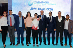 """İstanbul, hafta sonu """"suya spora dokunacak"""""""