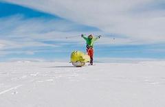 İmkansız ilk! Hiçbir yardım almadan 53 günde Antarktika'yı geçti