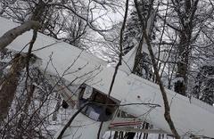 Kocaeli'de uçak düştü: Faciadan dönüldü!