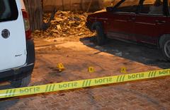 Malatya'da silahlı bıçaklı kavga: Ölü ve yaralı var!
