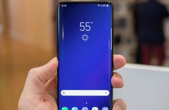 Samsung'dan heyecanlandıran Galaxy S10 paylaşımı!